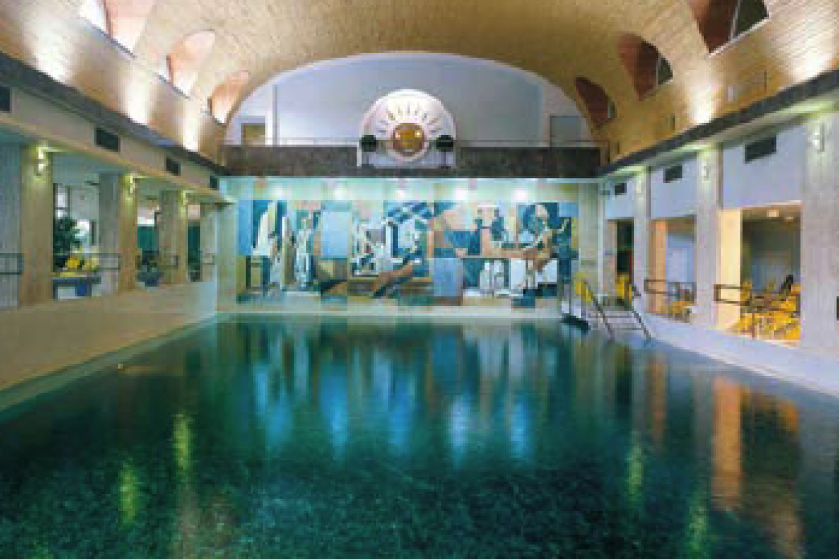 Thermen Resort Warmbad Villach