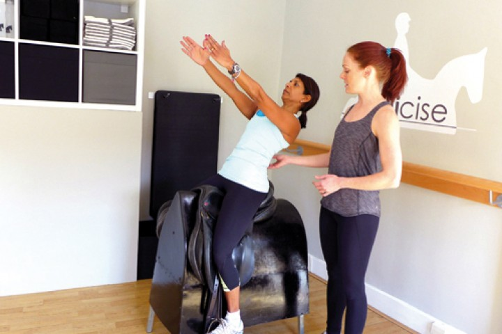 THE NEW WORKOUT THAT COMES FROM THE UK nd targets legs and core strength.