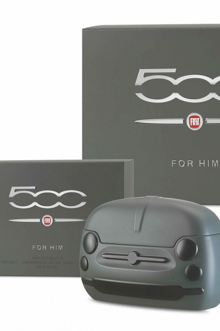 (Italiano) FIAT 500 FOR HIM